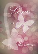 Judy Hall-Folde - Love is the Reason