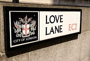 Lois Ivancin Tavaf - Love Lane London England