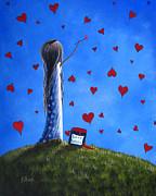 Love Letters By Shawna Erback  Print by Shawna Erback