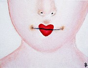 Reprint Art - Love Lips by Venus