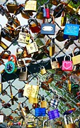 Sandra Perez-Ramos - Love Locks in Passerelle...