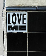 Love Me Print by Gia Marie Houck