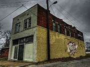 Mural Photos - Love Memphis by Lance Vaughn