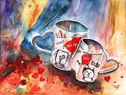 Miki De Goodaboom - Love Mugs