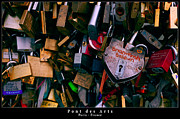 Dany  Lison - Love Padlocks on Pont...