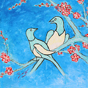 Singing Painting Originals - Love Season IV by Xueling Zou