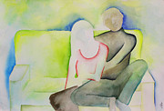 Love Seat Print by Shannan Peters