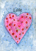 Shirley Mixed Media - Love by Shirley Dawson