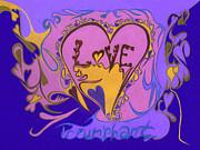 Love Triumphant Print by Kenneth James