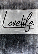 Words Background Photos - Lovelife by Heidi Smith