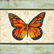 Butterfly Originals - Lovely Butterfly-2 by Jean Plout