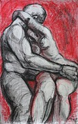 Carmen Tyrrell - Lovers - Kiss 5 - Rodin