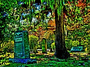 Kimberly Dawn Clayton - Low Country Grave Yard 1