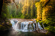 Brian Bonham - Lower Lewis River Falls...