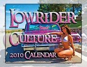 Lowrider Digital Art - LowRider Cutture by Walter Herrit