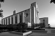 Rogers Metal Prints - Loyola University Madonna Della Strada Chapel Metal Print by University Icons