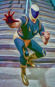 Gregory Dyer - Lucha Libre