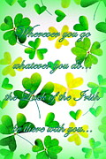The Creative Minds Art and Photography - Luck of the Irish