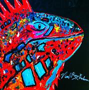 Neal Barbosa - Lucky Iguana