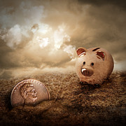 Angela Waye - Lucky Piggy Bank Finds...