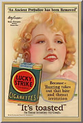 Chuck Staley - Lucky Strike Toasted -...