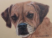 Anita Putman - Lucy-Puggle Commission