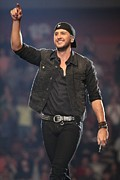 Front Row  Photographs  - Luke Bryan