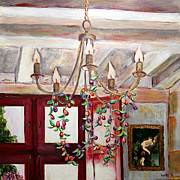 Chandelier Originals - Lumiere by Linda Queally