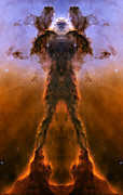 Messier 16 Prints - Luminous Flesh Giant Print by Steve Black