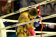 Bangkok Photos - Lumpinee Boxing Stadium by Kristin Lau