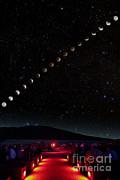 Larry Landolfi - Lunar Eclipse Path