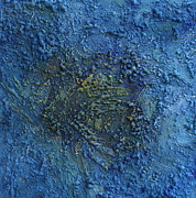 Spackle Art - Lunarscape by Christiane Schulze