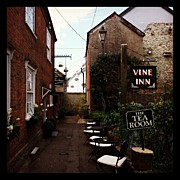 Dave Harris - Lunch At The Vine