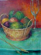 Italian Kitchen Originals - Lunch in Tuscany  copyrighted by Kathleen Hoekstra