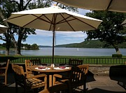 Otsego Lake Posters - Lunch is served Poster by Bill Miller