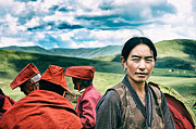Gail Gates - Lunch with the Tibetan...