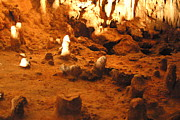 Cavern Metal Prints - Luray Caverns - 1212161 Metal Print by DC Photographer