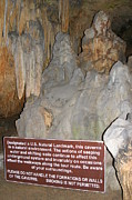 Cave Photo Posters - Luray Caverns - 12124 Poster by DC Photographer