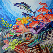 Wreck Originals - Lure Of The Deep by Louise Hallauer