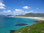 Isle Of Harris Posters - Luskentyre Beach Isle of Harris Poster by Colin Glend