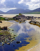 Isle Of Harris Posters - Luskentyre Dream Poster by Jacqi Elmslie