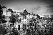Emily Enz - Luxembourg City in Black...