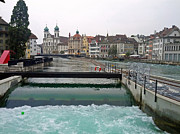 Chris Walker - Luzern River