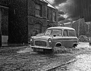 William R Hart - Lye Rain Storm - Ford...