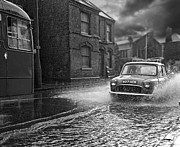 William R Hart - Lye Rain Storm - Morris...
