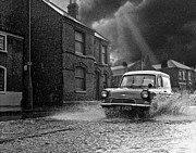 William R Hart - Lye Storm - Ford Anglia...