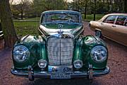 Joerg Lingnau - M-Benz 300 S Coupe 1953