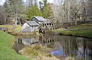 Brendan Reals - Mabry Mill along the...