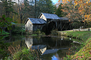 Scott Cunningham - Mabry Mill Fall