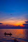 Fototrav Print - Mabul island sunset Borneo Malaysia